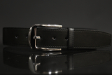 Elastic Belt 37 mm Buckle 001 open